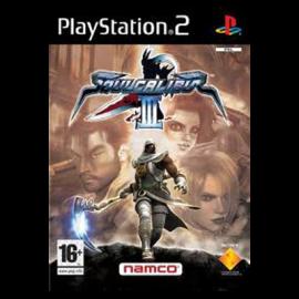Soul Calibur III PS2 (SP)
