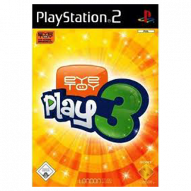 Eye Toy Play 3 PS2 (SP)