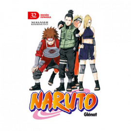Manga Naruto Glenat 32