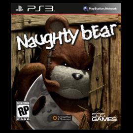 Naughty Bear PS3 (SP)