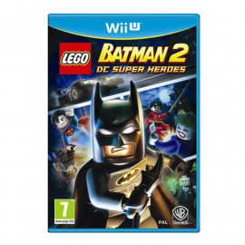 Lego Batman 2 DC Super Heroes Wii U (SP)