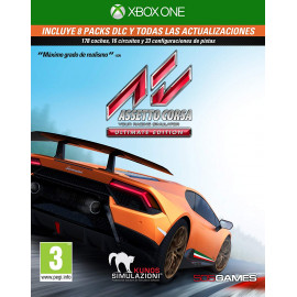 Assetto Corsa Ultimate Edition Xbox One (SP)