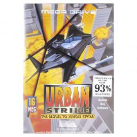 Urban Strike The Sequel To Jungle Strike Mega Drive A