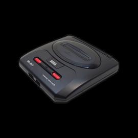 Sega Mega Drive II (Sin Mando)