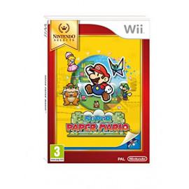 Super Paper Mario Nintendo Selects Wii (SP)