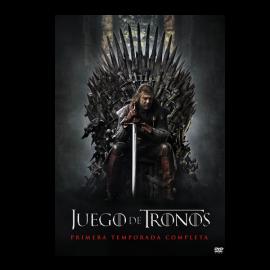 Juego de Tronos Temporada 1 (10 Cap) DVD