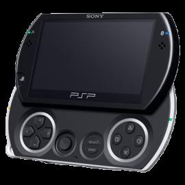 PSP GO Negra