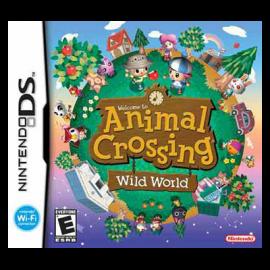 Animal Crossing Wild World DS (SP)