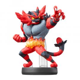 Amiibo Incineroar Coleccion Super Smash Bros