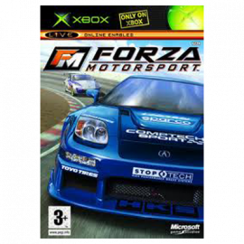 Forza Motorsport Xbox (SP)