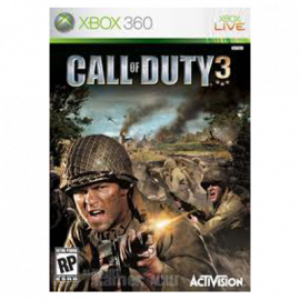 Call of Duty 3 Xbox360 (SP)