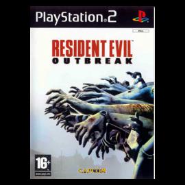 Resident Evil Outbreak PS2 (SP)