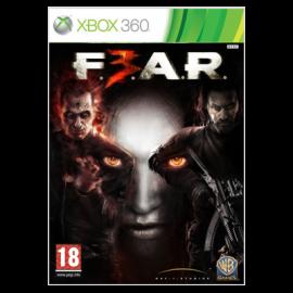F.3.A.R Xbox360 (SP)