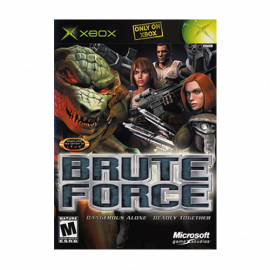 Brute Force Xbox (SP)