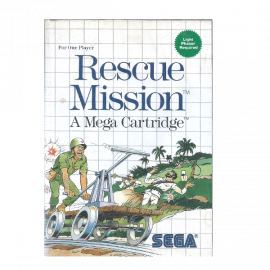 Rescue Mission MS A