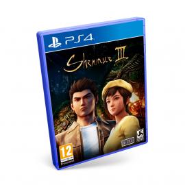 Shenmue III Day One Edicion PS4 (SP)