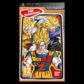 Dragon Ball Z Shin Budokai 2 Essentials PSP (SP)