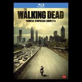 The Walking Dead Temporada 1 (6 Cap) BluRay (SP)