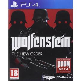 Wolfenstein The New Order PS4 (FR)