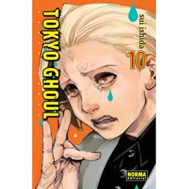 Manga Tokyo Ghoul Norma 10