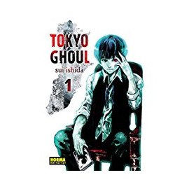 Manga Tokyo Ghoul Norma 01