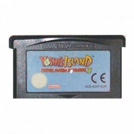 Yoshi's Island Super Mario Advance 3 GBA