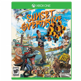 Sunset Overdrive Xbox One (SP)