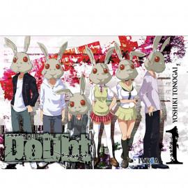 Manga Doubt Ivrea 01