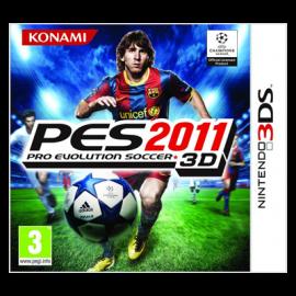 PES 2011 3DS (SP)
