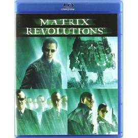 Matrix Revolution BluRay (SP)