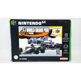 F1 World Grand Prix N64 A