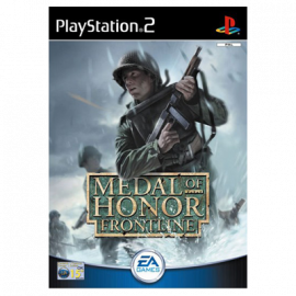 Medal of Honor Frontline PS2 (SP)
