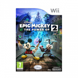 Epic Mickey 2. The power of Two Wii (SP)