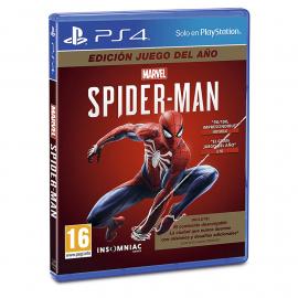 Marvel's Spider-Man Goty PS4 (SP)