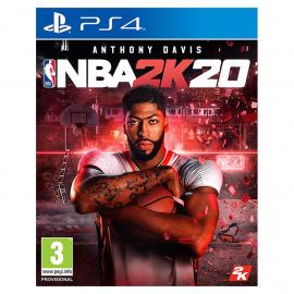 NBA 2K20 PS4 (SP)