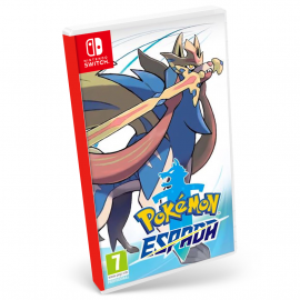 Pokemon Espada Switch (SP)