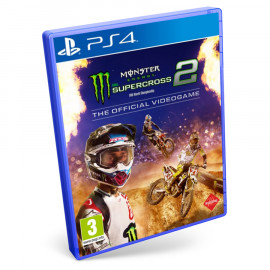 Monster Energy Supercross: The Official Videogame 2 PS4 (SP)