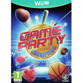 Game Party Champions Wii U (SP)