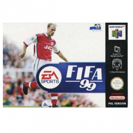 FIFA 99 N64 A