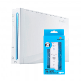 Pack: Wii + Wiimote Compatible