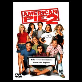 American Pie 2 DVD