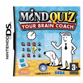 Mind Quiz Your Brain Coach DS (SP)