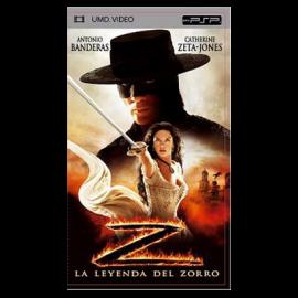 La leyenda del Zorro UMD