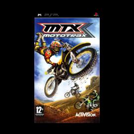 MTX Mototrax PSP (SP)