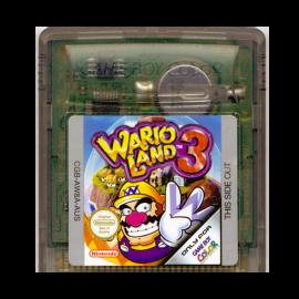Wario Land 3 GBC