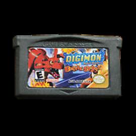 Digimon Battle Spirit GBA