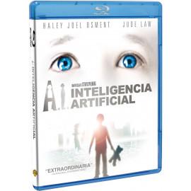 Inteligencia Artificial BluRay (SP)