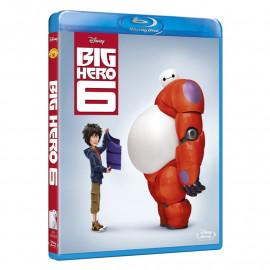 Big Hero 6 BluRay (SP)