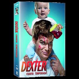 Dexter Temporada 4 (12 Cap) DVD