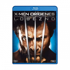 X-Men Origenes Lobezno BluRay (SP)
